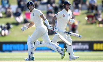 England first test vs new zealand