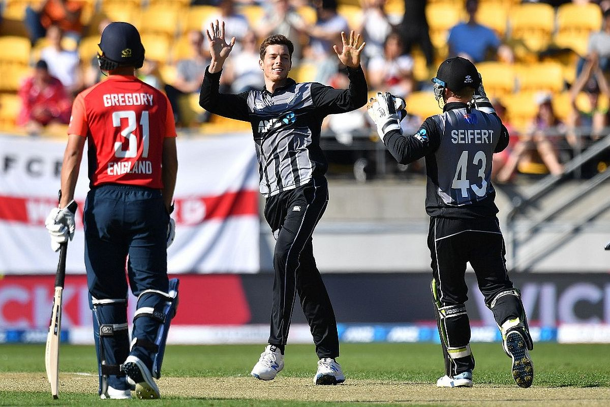 New Zealand defeat England in 2nd T20I