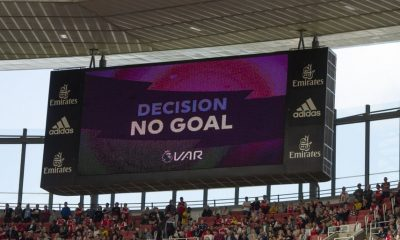 Premier League VAR controversy