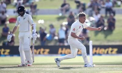 Sam Curran wreaks havoc in New Zealand