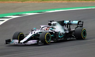 Lewis Hamilton 6th World Championship