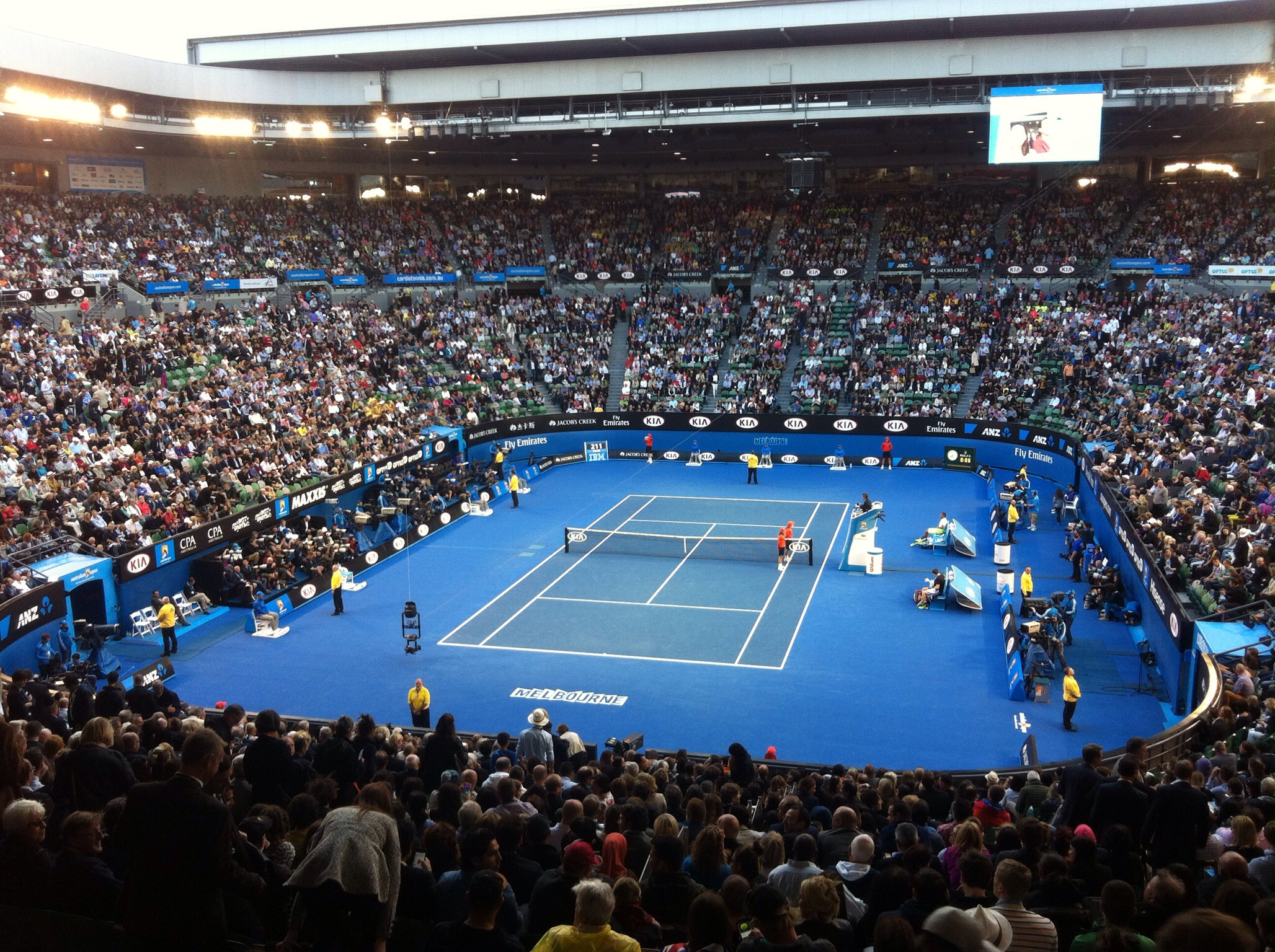 Australian Open 2020 Date Location And Potential Delay Due