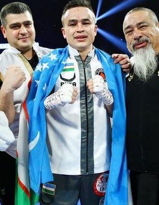 Kudratillo Abdukakhorov