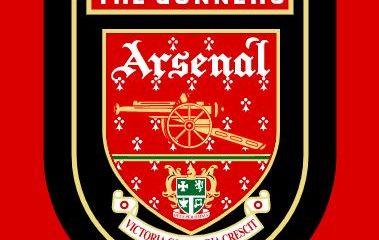 Arsenal Badge 1995