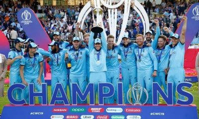 England 2019 ODI CHampions