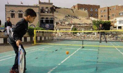 Yemen Tennis