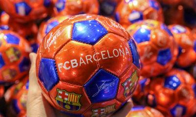 Barcelona football