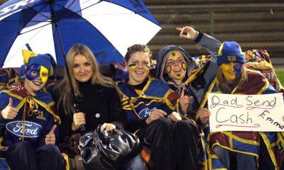Highlanders Fans
