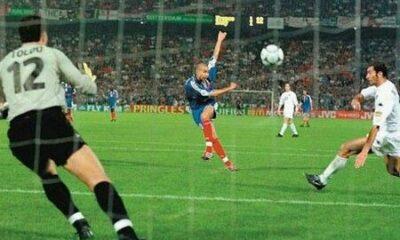 Trezeguet's Golden Goal