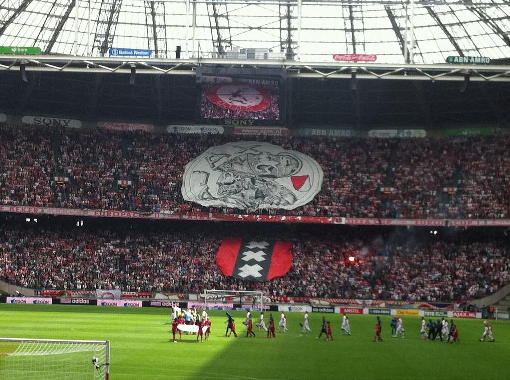 The Future Of Ajax Amsterdam Sporting Ferret Football
