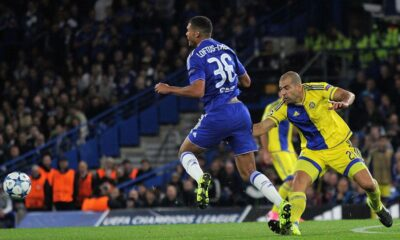 Ruben Loftus-Cheek in action