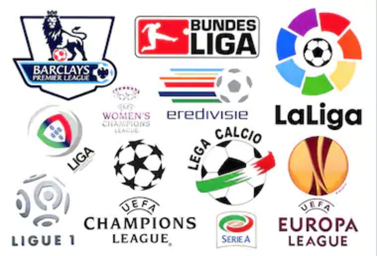Europe Football Teams
