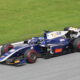 Formula Two car on track