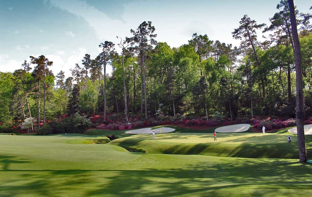 location of the augusta national