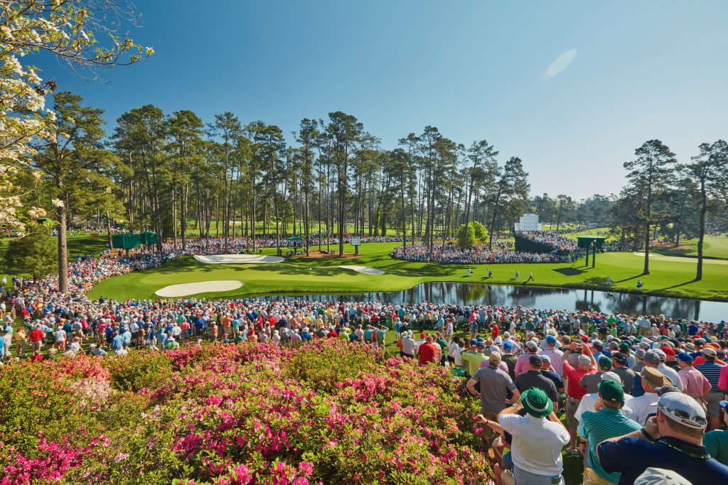 location of the masters