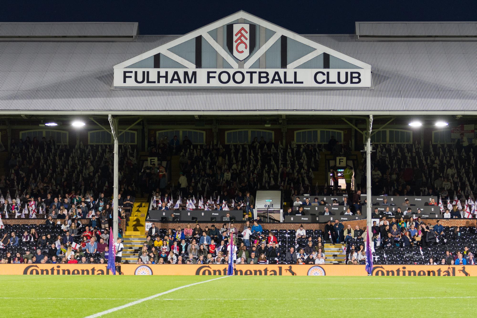 Spurs v Fulham