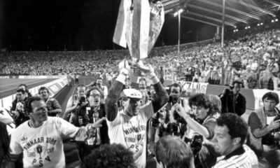 Domestic League and European Cup Double Winners