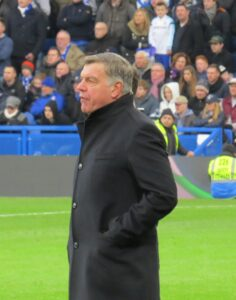 Sam Allardyce's record of never being relegated as a manager in the Premier League is increasingly likely to come to an end with West Brom