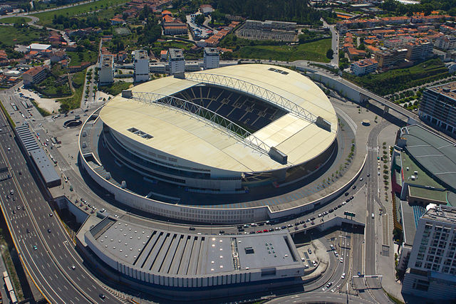 Champions League Final: Estadio do Dragao