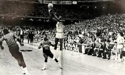Michael Jordan North Carolina