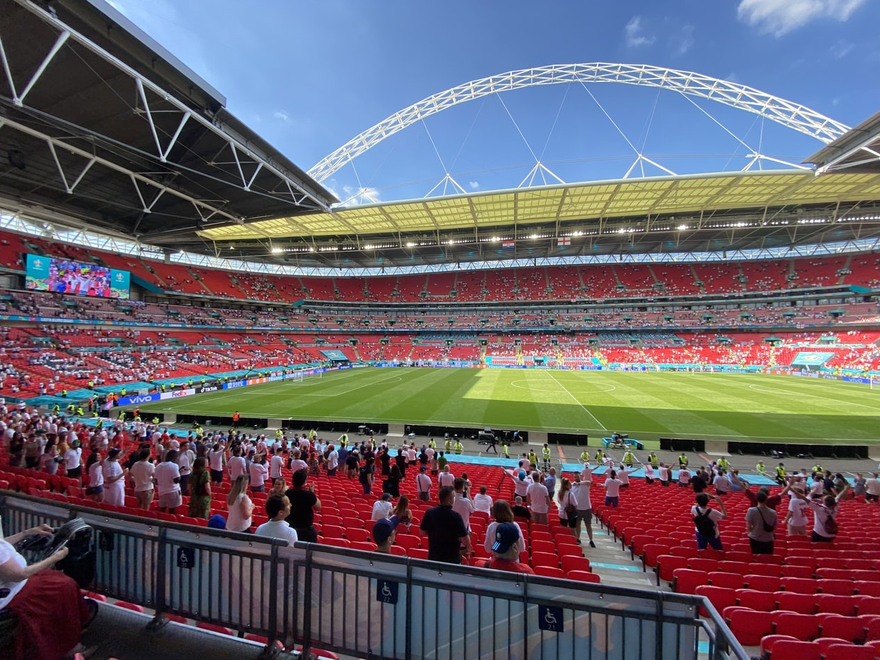 Wembley - Euro 2020