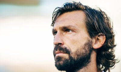 Andrea Pirlo - one of the best Italian footballers of all time