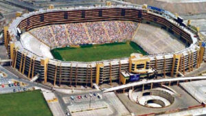 Estadio Monumental - Home to Club Universitario de Deportes