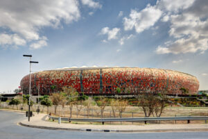 FNB Stadium - Home to the 2010 World Cup Final