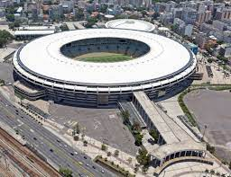 Maracana Stadium - Notably played host to two World Cup finals