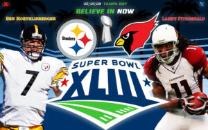 Super Bowl 43 - The closest the Arizona Cardinals have come to winning.