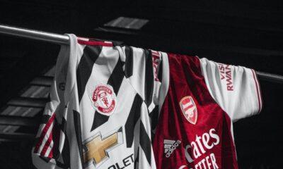 Premier League 21/22 kit
