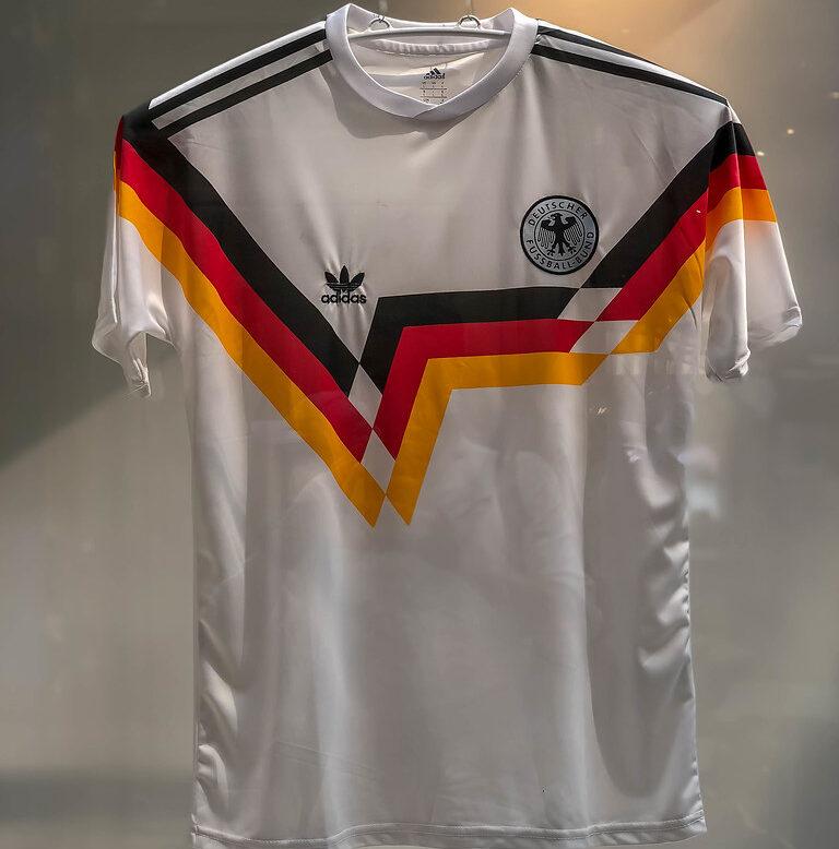 Germany 1988-91 Football Shirt