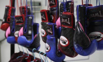 Muay Thai Gloves