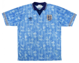England 1990-1992 Shirt