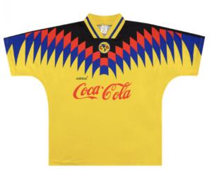 Club America 1996/96 Home Shirt