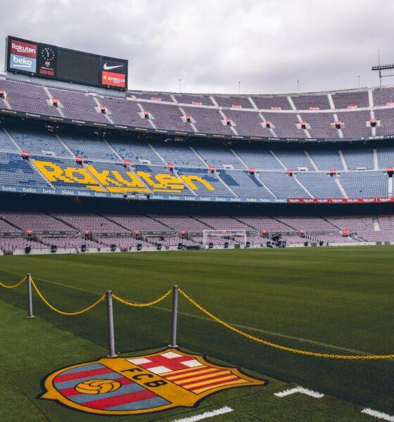 Barcelona FC - Camp Nou
