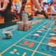 picture of roulette table in a casino